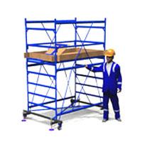 Вышки-туры и площадки строительно-монтажные
